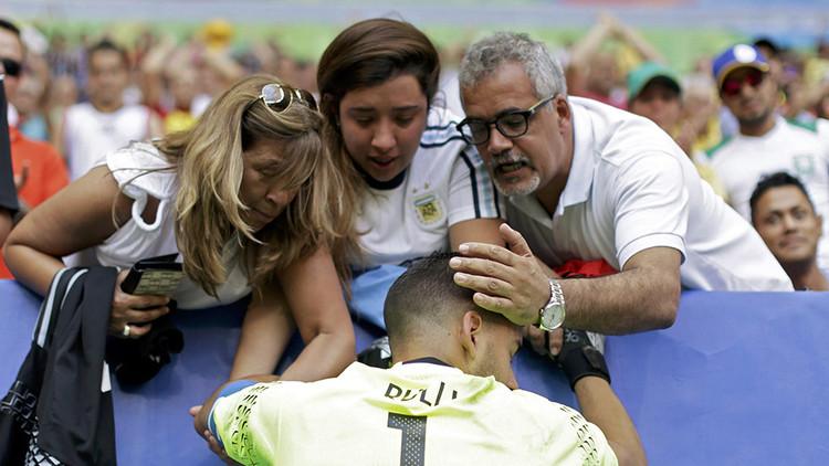 La selección argentina de fútbol empata ante Honduras y queda eliminada de los JJ.OO. de Río