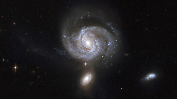 'Nace' el Reheaton, la partícula que da forma a la nueva teoría sobre el origen del Universo