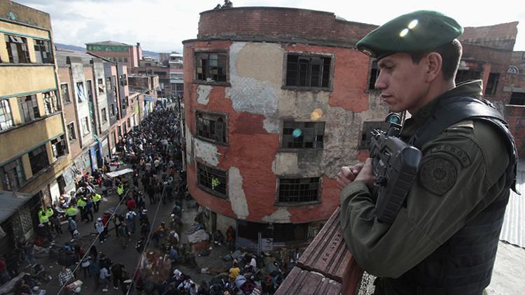 Arranca la demolición de edificios en el 'Bronx' de Bogotá