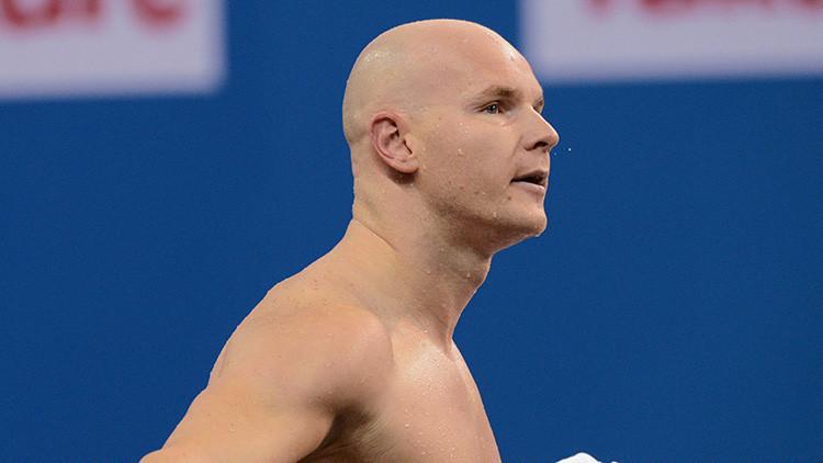Asaltan a un famoso nadador ruso en una playa de Río de Janeiro
