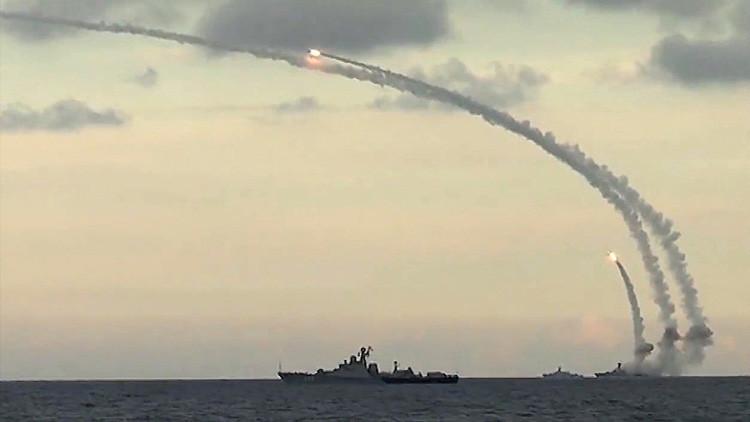 La Armada rusa se prepara para simular una 'batalla total' en el Mediterráneo y en el Caspio