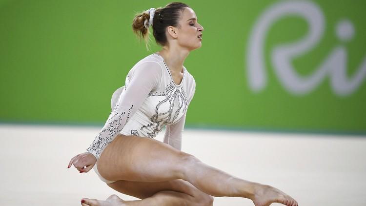 Río 2016: Una gimnasta croata realiza la peor actuación en lo que va de Juegos Olímpicos