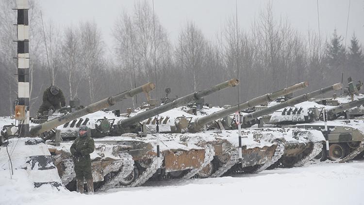 Rusia prueba un 'tejido de invisibilidad' que protegerá su equipo bélico de las armas de precisión