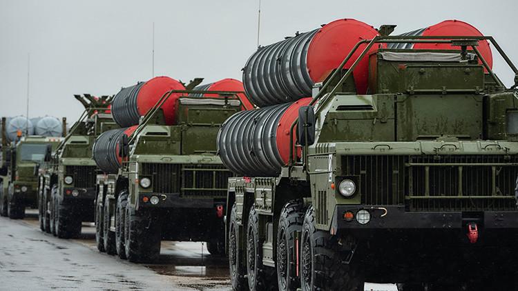 'Desembarcan' en Crimea sistemas antiaéreos rusos S-400 Triumf