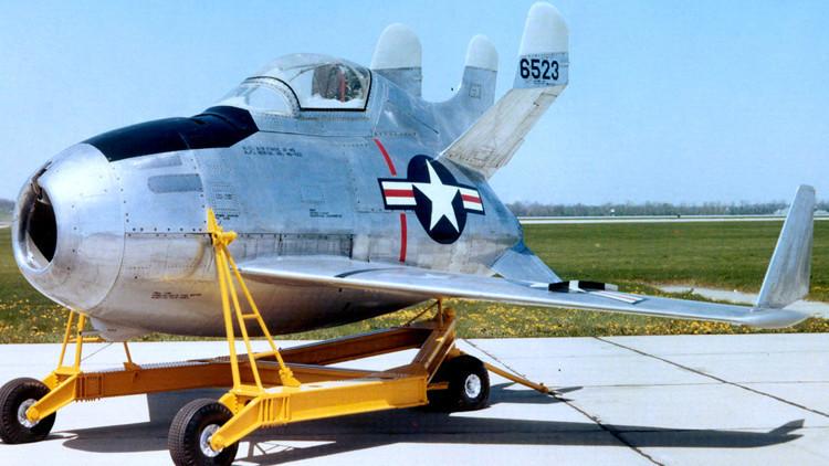 Videos: Así funcionaba el 'huevo volador' diseñado por EE.UU. tras la Segunda Guerra Mundial