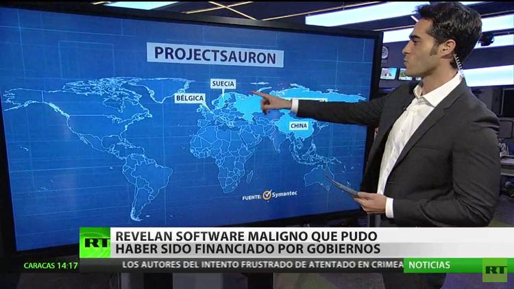 Más de 30 organizaciones infectadas con el nuevo ProjectSauron