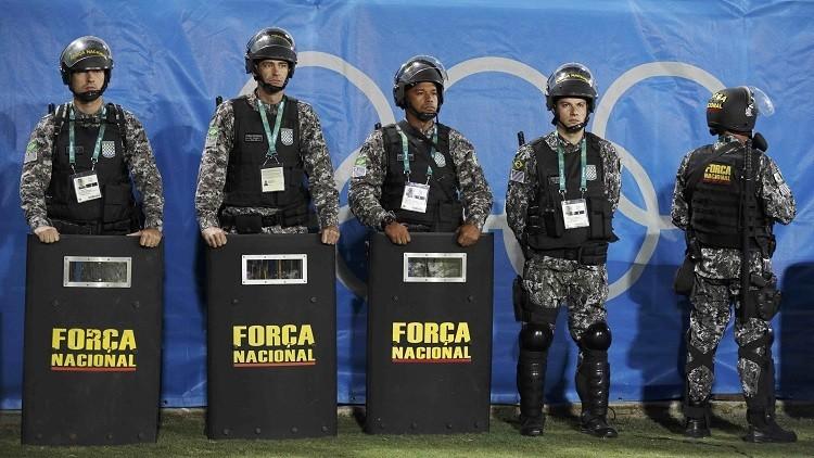 Video: La Policía de Brasil usa balas de goma y gas lacrimógeno contra una protesta anticorrupción