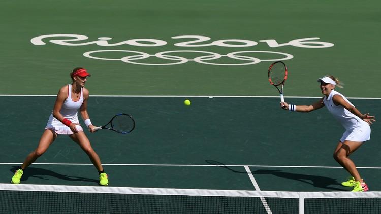 Río 2016: El equipo checo de tenis podría ser multado por lo que hizo esta deportista ante las rusas