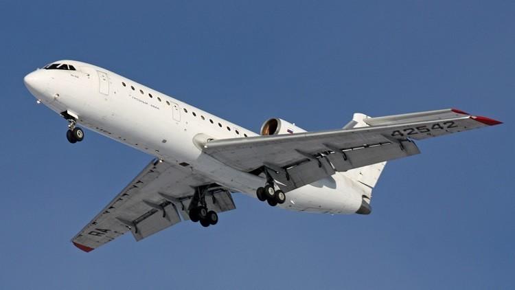"""""""Daba mucho miedo"""": Un avión de pasajeros realiza un aterrizaje extremo en Rusia (Videos)"""