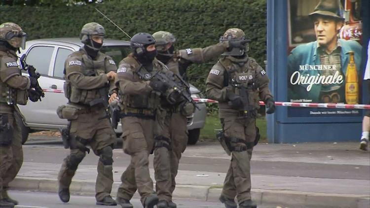 'Spiegel': La falta de helicópteros impidió a las unidades especiales acudir al  tiroteo de Múnich