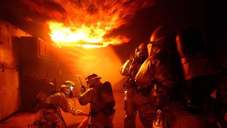 Al estilo Iron Man: La inteligencia artificial creará un 'ángel guardián' para bomberos