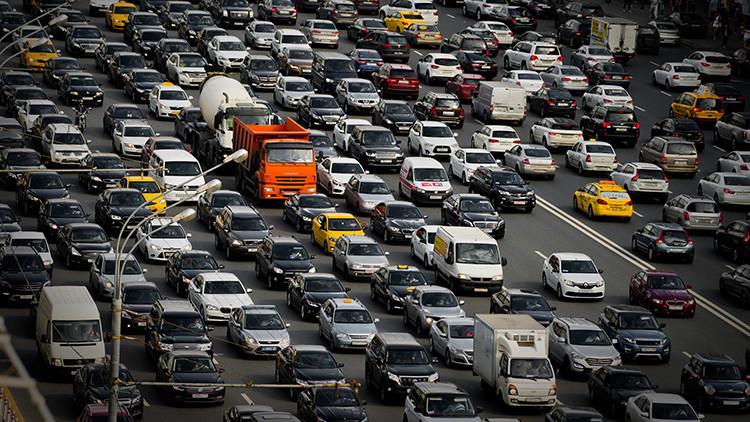 Esta ciudad latinoamericana es la más congestionada del mundo