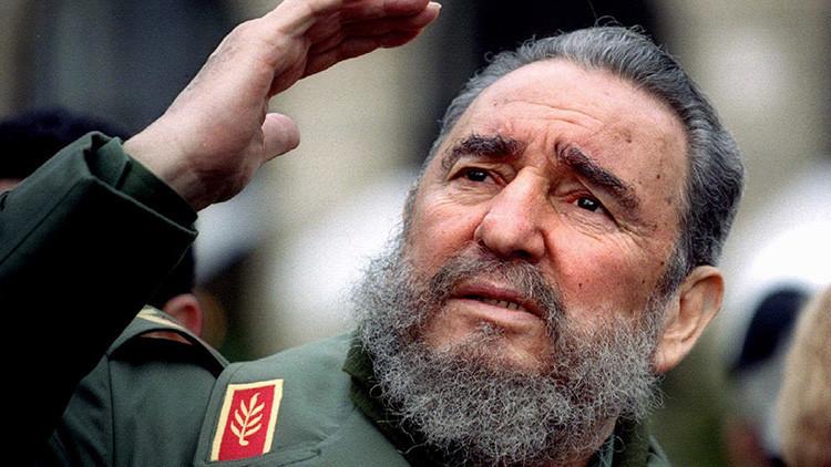 """Fidel a sus 90: """"Que ninguna potencia se tome el derecho de matar a millones de seres humanos"""""""