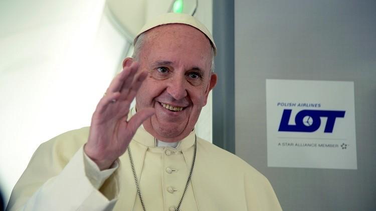 El papa Francisco hace una visita sorpresa a un refugio de exprostitutas en Roma