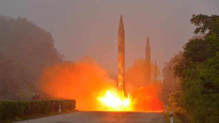 """Corea del Norte amenaza a EE.UU. con un ataque nuclear """"implacable"""" ante la """"mínima provocación"""""""