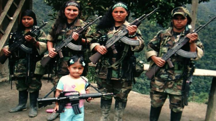 """HRW: """"El acuerdo de justicia con las FARC facilita la impunidad de los actos de violencia sexual"""""""