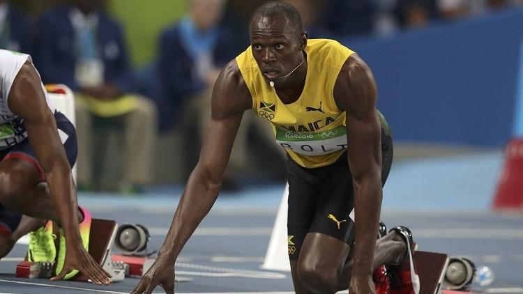 Usain Bolt hace historia en Río con su tercer oro consecutivo en 100 metros