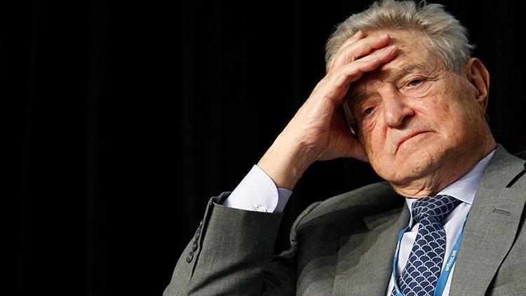 Unas filtraciones revelan detalles de la actividad 'filantrópica' del magnate George Soros