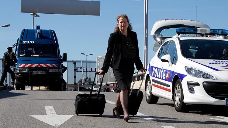 Francia: Evacuan una terminal del aeropuerto de Niza por una maleta sospechosa