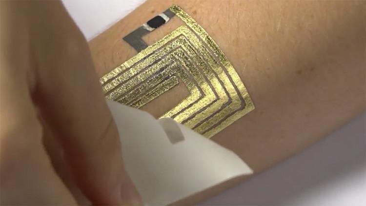 Visión de futuro: así son los tatuajes que pueden controlar tu teléfono