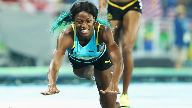 Fotos: La bahameña Shaunae Miller gana el oro en los 400 metros en una llegada impresionante