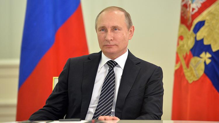 """Putin: """"La visita de Erdogan confirma la intención de reconstruir las relaciones"""""""
