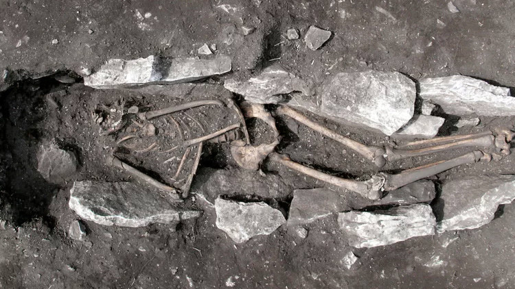 ¿Sacrificaban personas los antiguos griegos? Encuentran restos humanos en un altar de Zeus