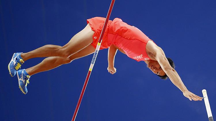 El sueño olímpico de un atleta japonés se vio frustrado por... su propio pene