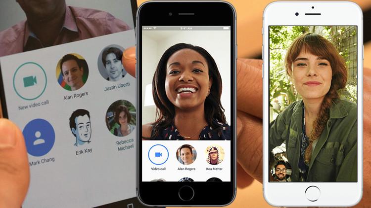 Google lanzará una aplicación para realizar videollamadas