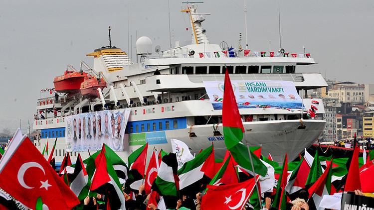 El Parlamento turco debate normalizar las relaciones con Israel