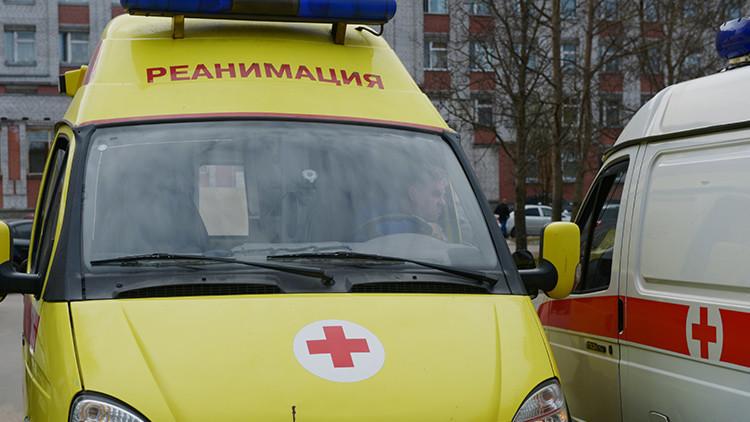 Rusia: Al menos un agente muerto tras un tiroteo en un control policial cerca de Moscú