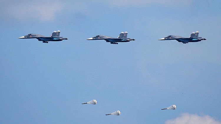 """""""La aviación militar rusa en Irán cambia el equilibrio de fuerzas en Oriente Medio"""""""