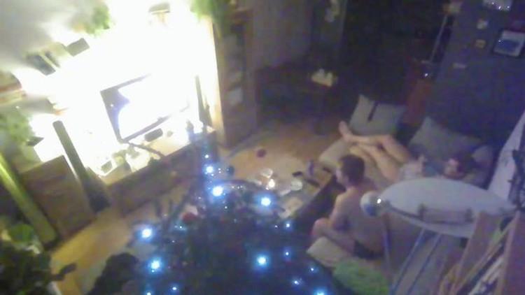 Una exposición muestra escenas privadas captadas por webcams sin que sus protagonistas lo supieran