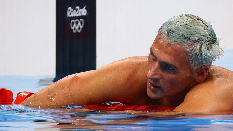 ¿Atraco inventado? La Policía de Brasil duda que el robo al nadador Ryan Lochte sea cierto