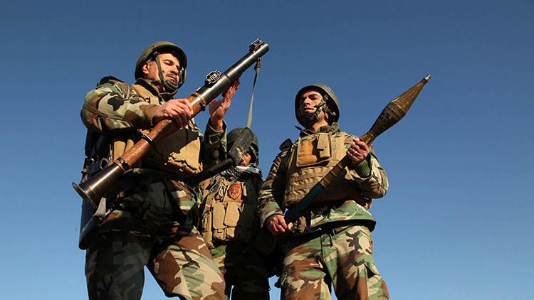 Alemania reanuda el suministro de armas a los kurdos de Irak