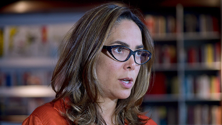 Ministra de Educación en Colombia, Gina Parody
