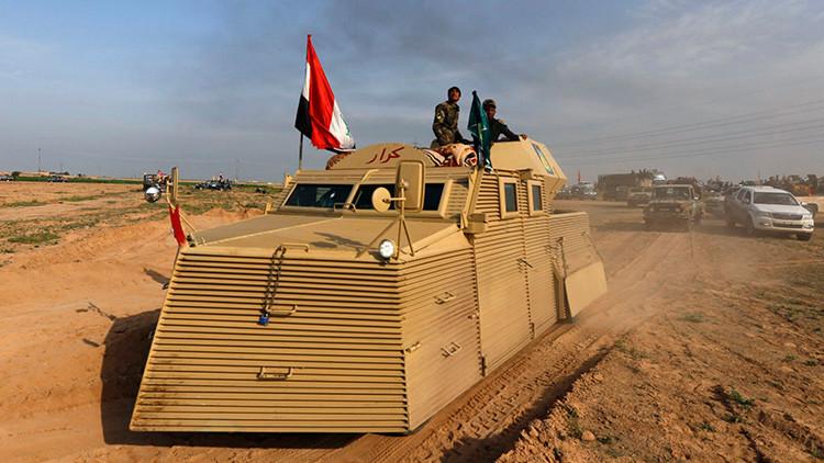 Los vehículos de combate más artesanales del mundo