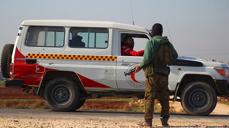 Los profesionales humanitarios, más necesarios y amenazados que nunca: 127 muertos en 2016