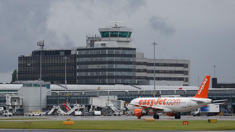 Evacuan una terminal del aeropuerto de Manchester por un paquete sospechoso