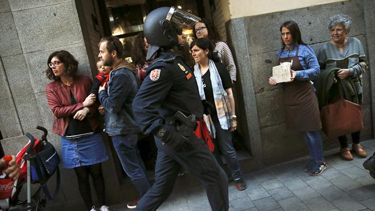 España: encuentran el cadáver de una mujer chilena emparedado en un edificio