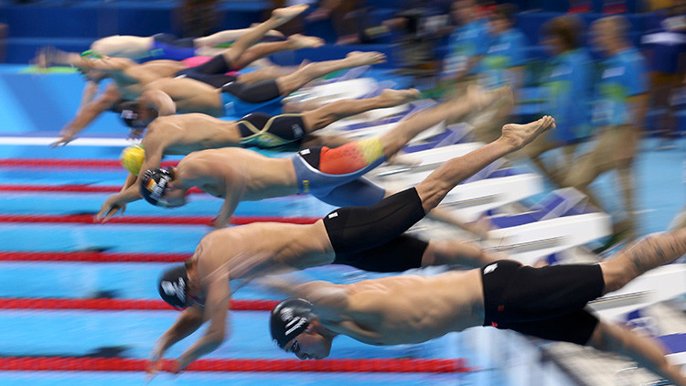 ¿La piscina olímpica de Río favorece a algunos nadadores?