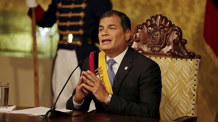 Ecuador: Más de un millón de firmas piden una nueva postulación de Rafael Correa