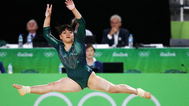 """""""Tu cuerpo, perfecto porque es tuyo"""": La emotiva carta a la gimnasta mexicana que llamaron """"gordita"""""""