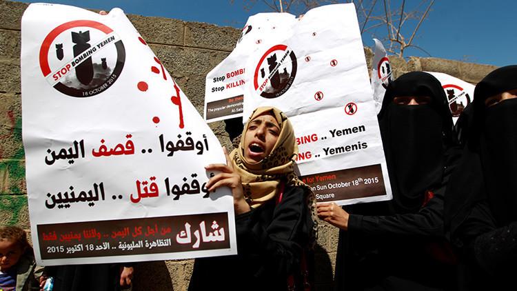 Exigen a Theresa May votar 'no' a la permanencia de Arabia Saudita en el Consejo de DD.HH. de la ONU
