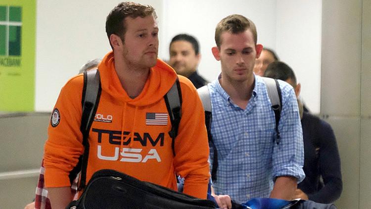 El Comité Olímpico de EE.UU. se disculpa ante Brasil por el engaño de sus nadadores