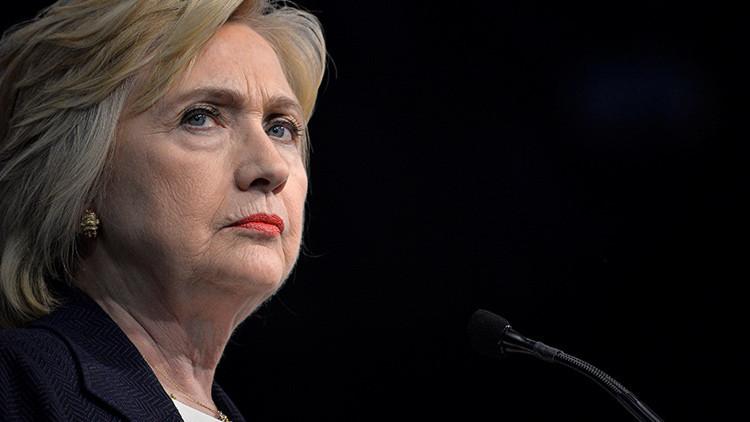 Preocupación en los medios de EE.UU. por la salud de Hillary Clinton