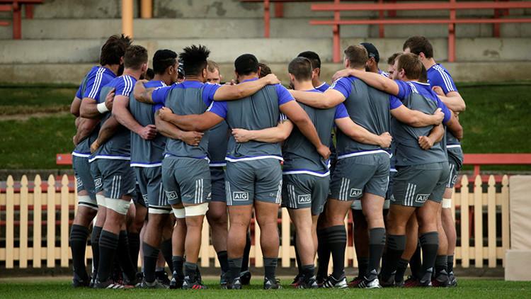 La selección de rugby de Nueva Zelanda descubre un micrófono oculto en un hotel