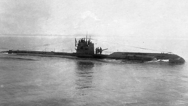 Buzos hallan un enigmático submarino alemán cerca de las costas de Dinamarca (VIDEO)