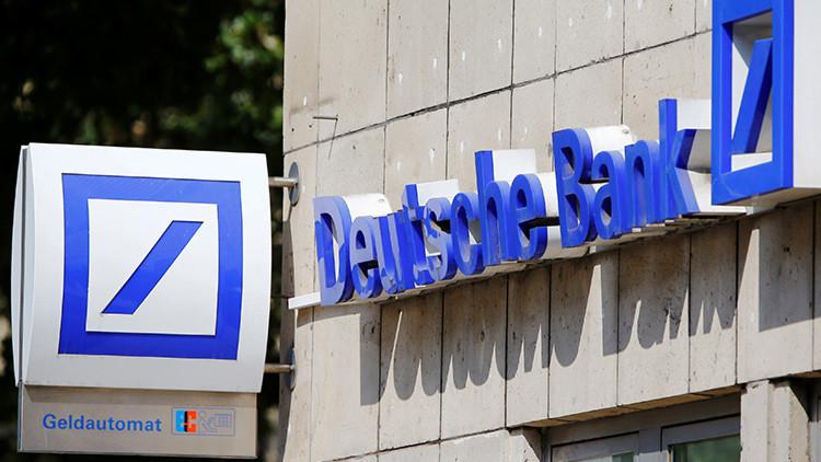 Un delator del Deutsche Bank rechaza cobrar más de 8 millones de recompensa