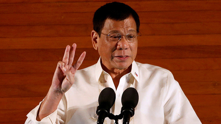 El presidente filipino amenaza con salirse de la ONU y crear una nueva alianza